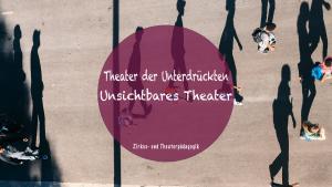 Unsichtbares Theater – Theater der Unterdrückten: So machst du auf Rassismus aufmerksam.