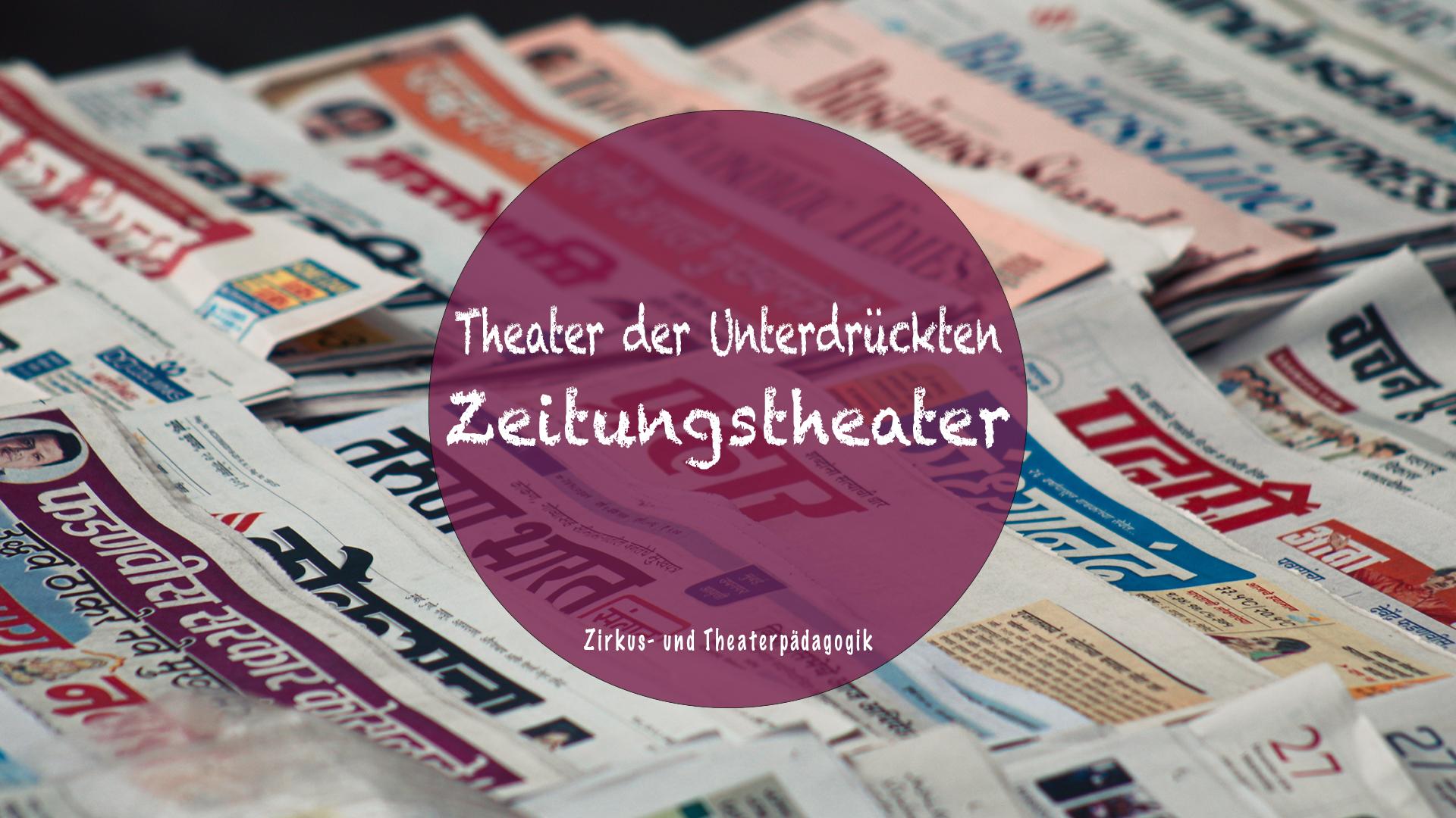 You are currently viewing Zeitungstheater – Theater der Unterdrückten: So gelingt dir Politische Bildung bei jungen Menschen
