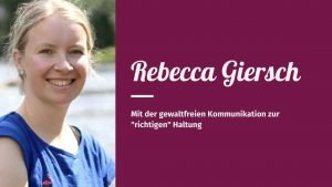 Read more about the article Rebecca Giersch