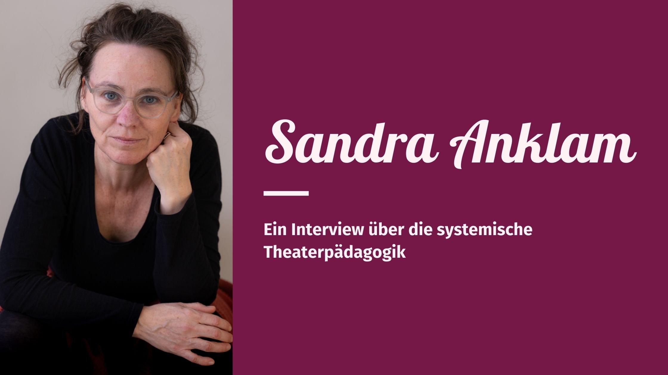 You are currently viewing Sandra Anklam